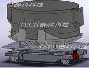 废钢运输车(料篮车、料槽车)